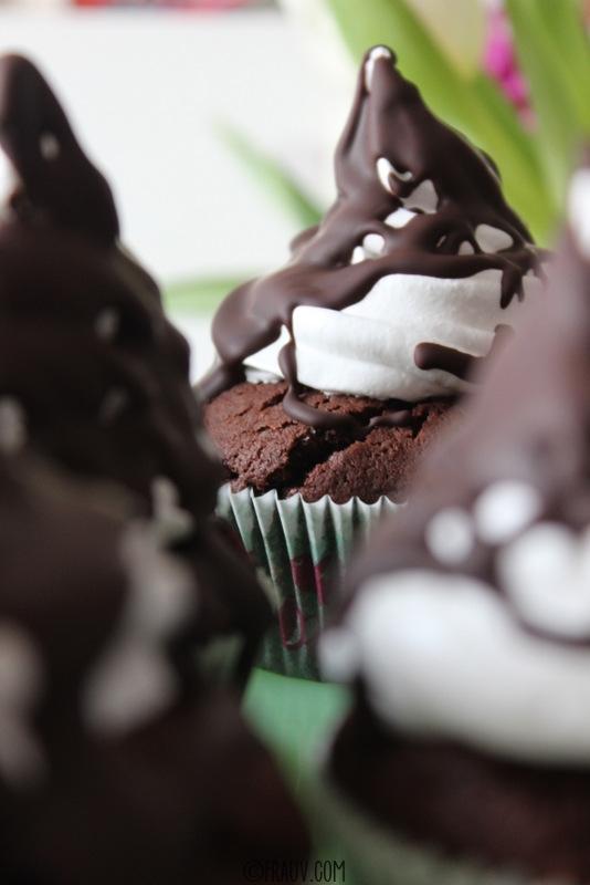 Cupcakes mit Baiserhaube_IMG_5148