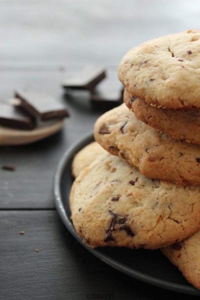Cookies mit dreierlei Schokolade_IMG_9750