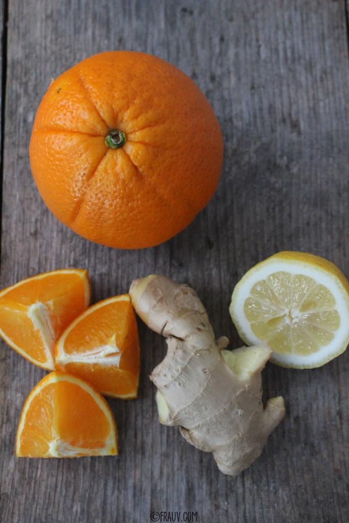 Orangen-Mango-Ingwer-Smoothie mit frischer Minze_IMG_1118